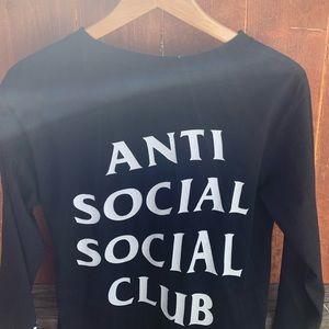 Anti Social Social Club 'Get Weird' L/S